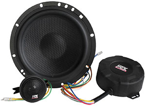 MTX SS7 Signature Speakers